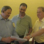 Nick DeMarte, and Hudson Valley members: Guy Blake, CCIM and Dan LeFever