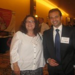 Jessica Richer and Rudy Lynch, CCIM
